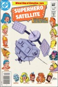 The Superhero Satellite