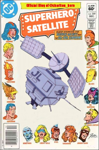 The Superhero Satellite