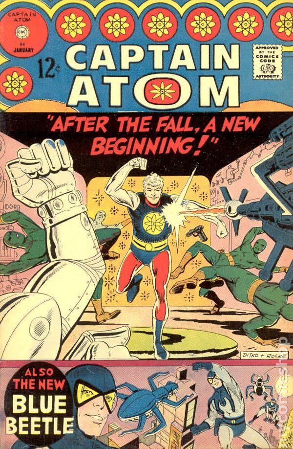 Ditko Atom