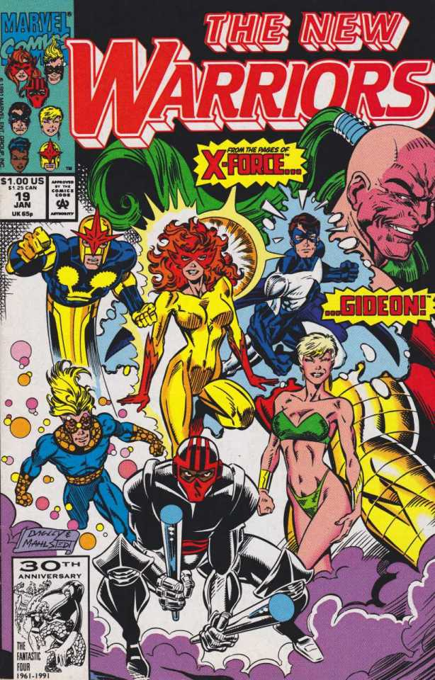 Newwarriors