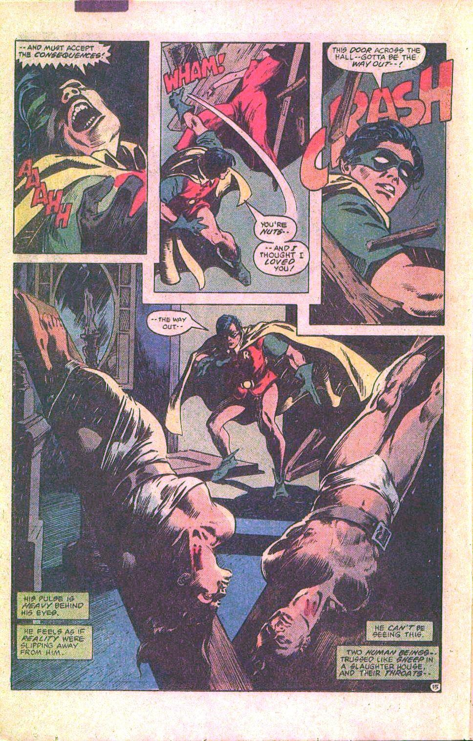 349 Robin uncovers Vampire