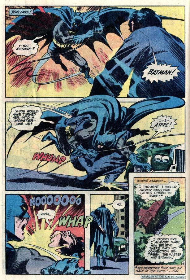 batman 351Batman stops robin