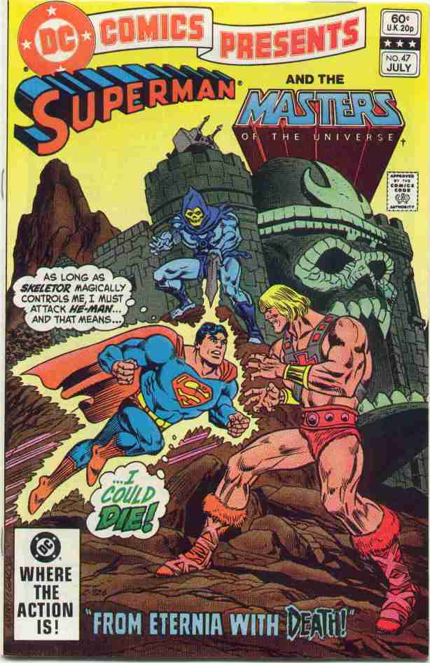 DC Comics Presents 47