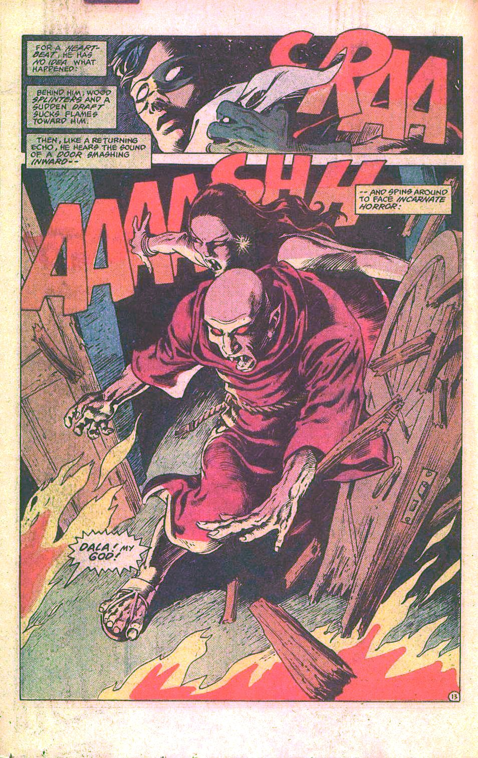 Vampires attack BM 349