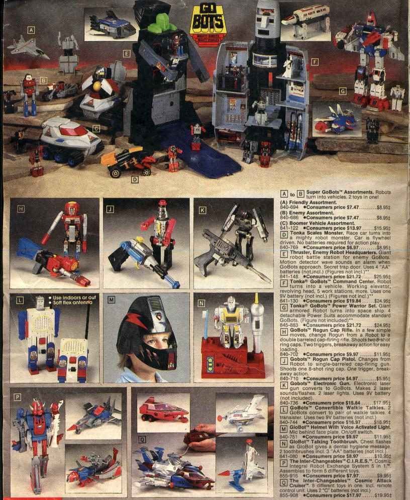 Claasic vintage toys vintage toys second shout out http www - I Cannot Go Out Without Giving A Shout Out To My Personal Favorites The Go Bots Got Only Three Items On This Page From Actual X Mas Gifts And Those Being