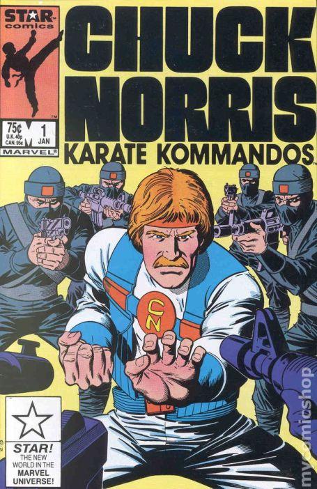 Karate Kommandos