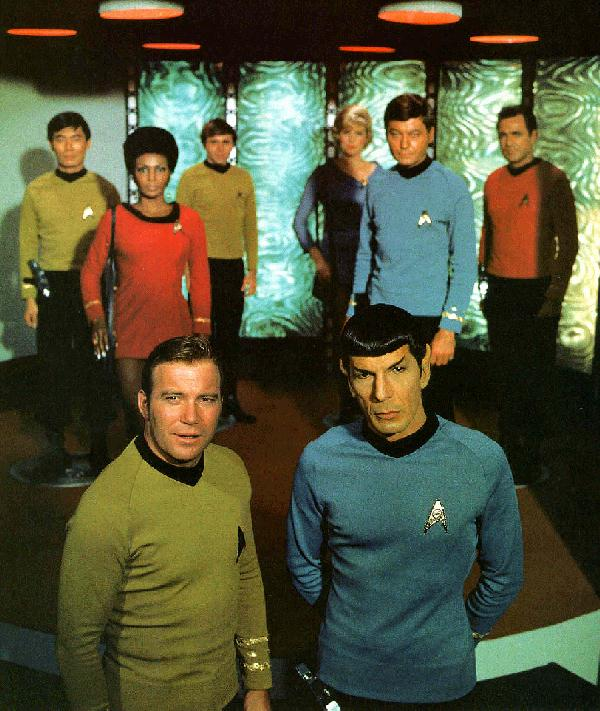 star trek whole cast
