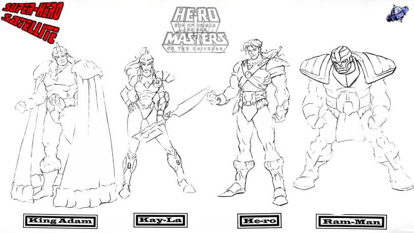Hero cast