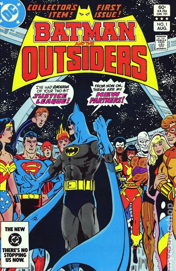 Batman and The Outsiders 1