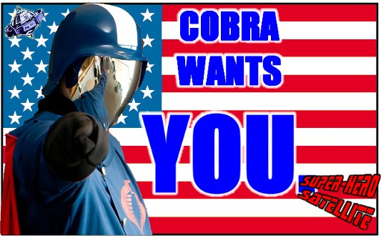 Cobra want you