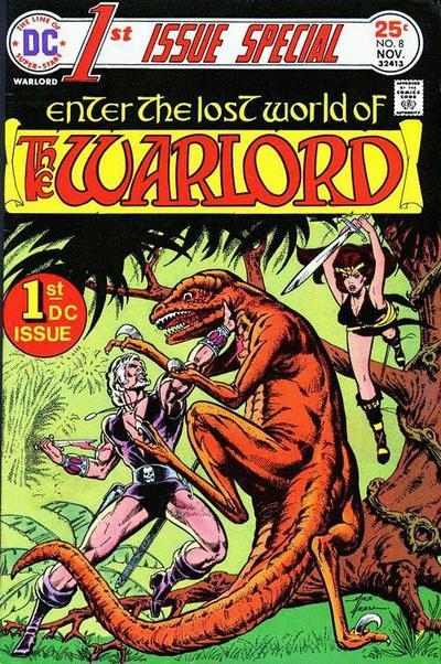 1st Issue Special Warlord