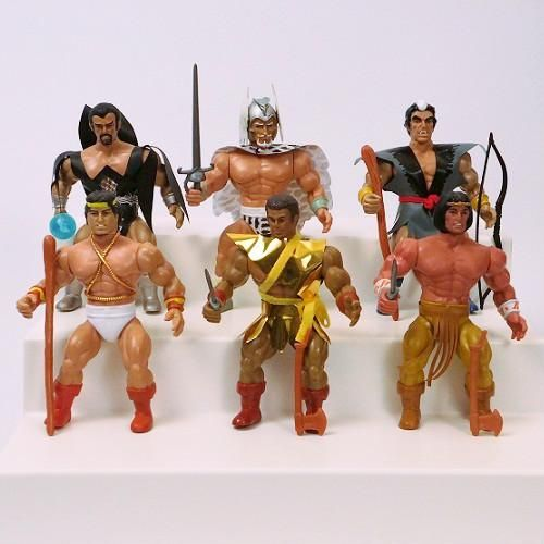 REMCO Warlord Collection