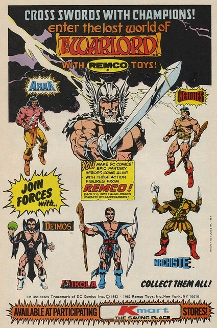 Warlord toys