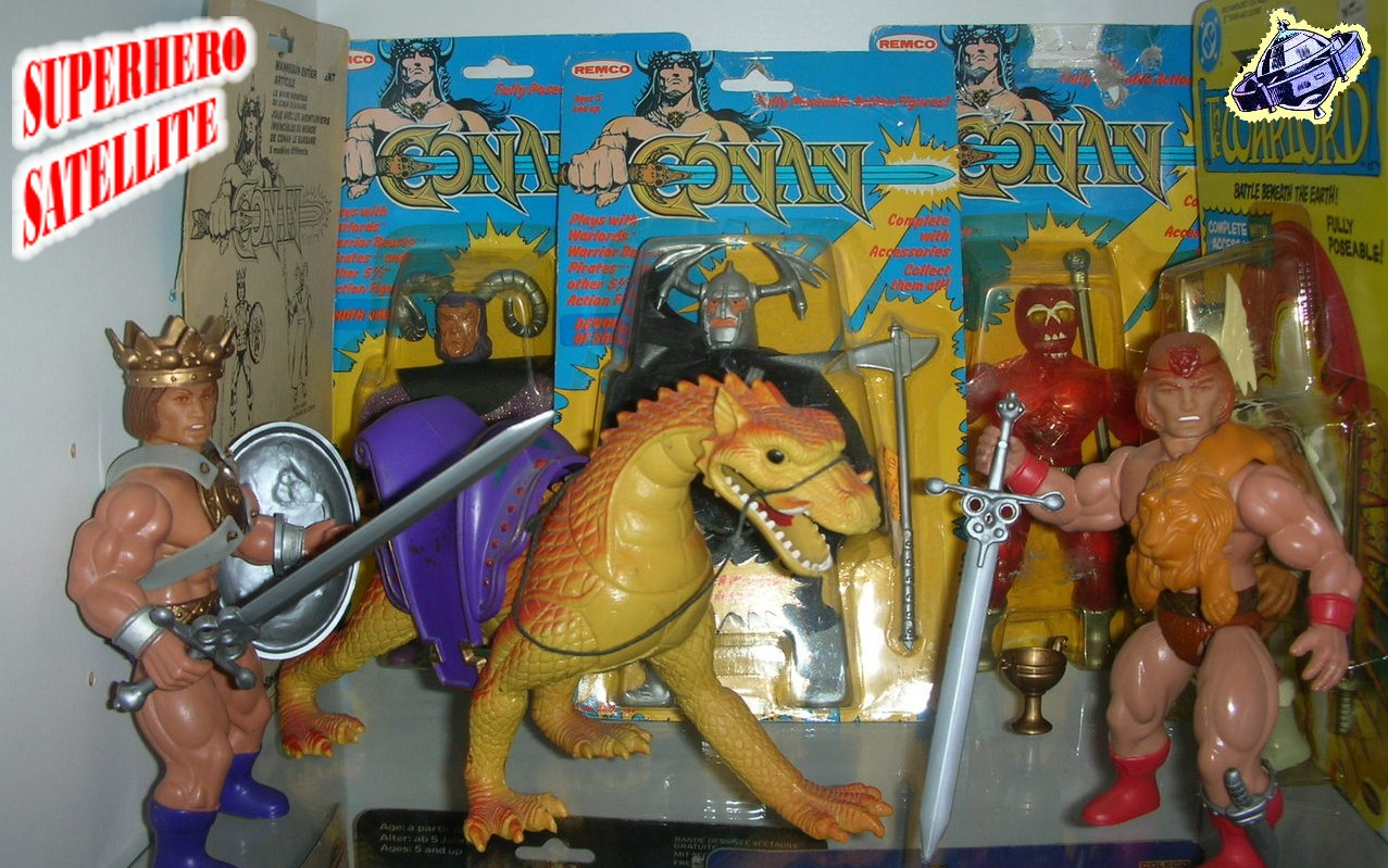 80 Toy Action Figure Shelves - conan-remco_Must see 80 Toy Action Figure Shelves - conan-remco  Pictures_974446.jpg
