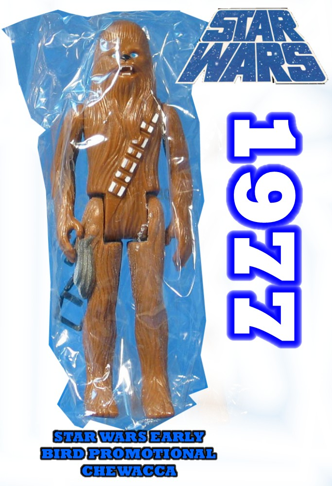Chewbacca Early Bird
