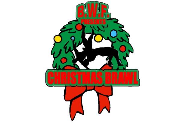 Christmas Brawl Official Logo