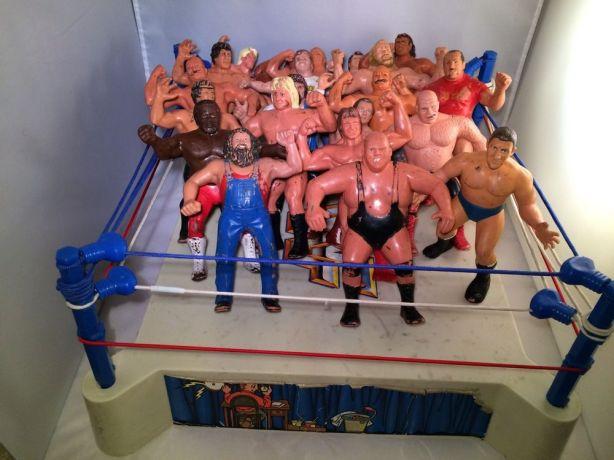 LJN Wrestlers