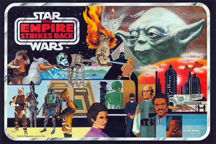 Vintage-The-Empire-Strikes-Back-Action-Figure-Case-Art-Magnet