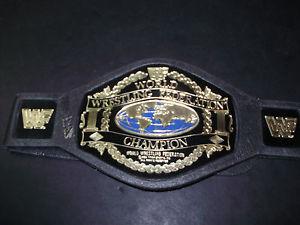 WWF Title belt