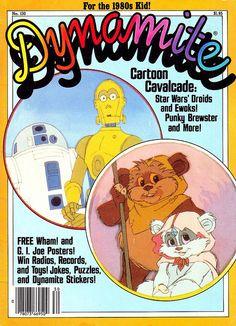 Dynamite Droids