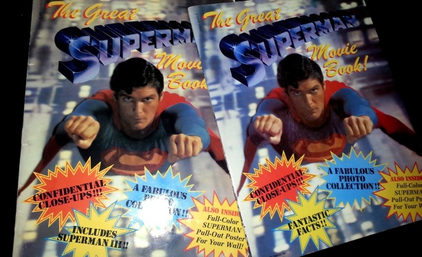 GreatSupermanMovieBook