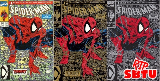 spidermanvariants