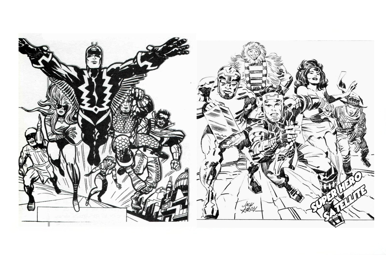 Forever and Inhumans