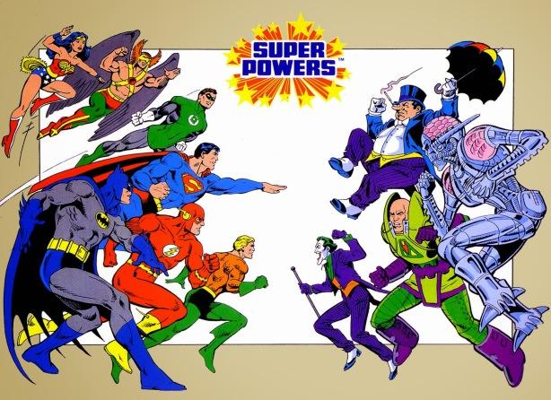 SuperPowersCollection
