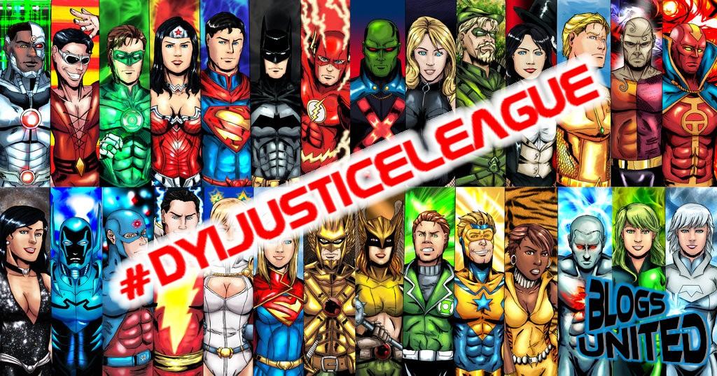 Justice leaguedyi