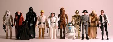 Actual Star wars figures