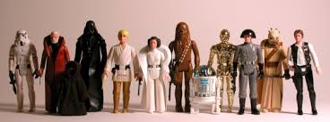 Actual Star wars figures