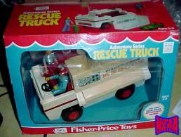 Emergency Rescue Truck2