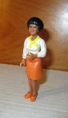Female 1979-Fisher-Price-Adventure-People-Female-TV-Team