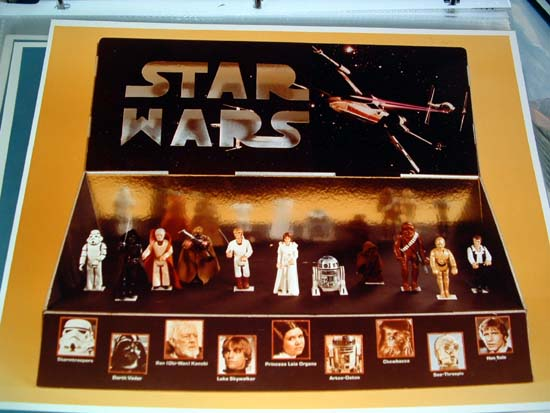Star Wars Kenner early-mockup-11group