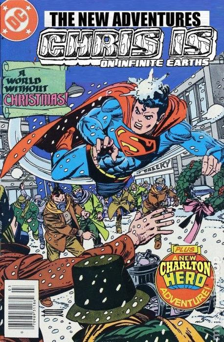 superboy xmas