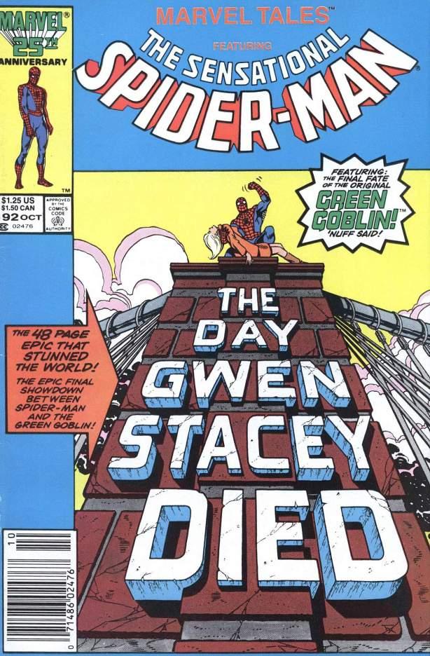Marvel Tales Gwen