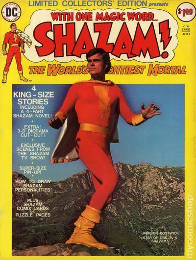 Shazam live saction