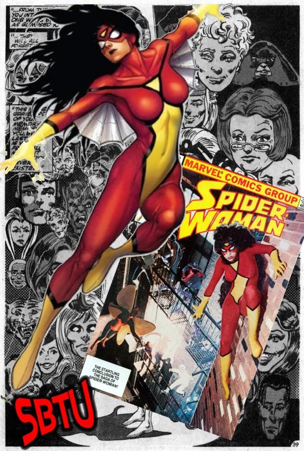 Spiderwoman sbtu