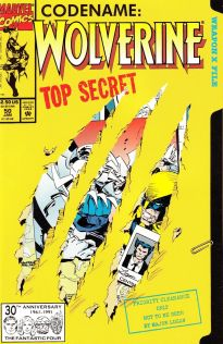 Wolverine gimmicj